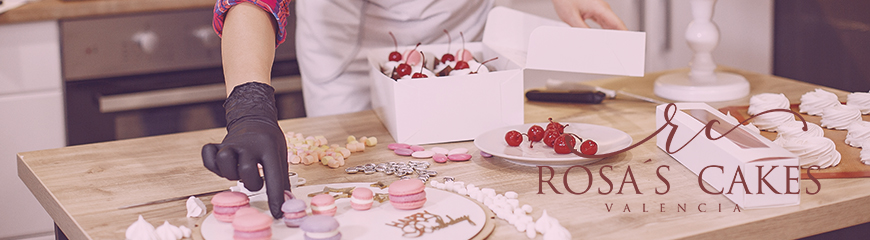 rosas cakes valencia