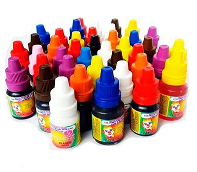 Colorantes y Pinturas